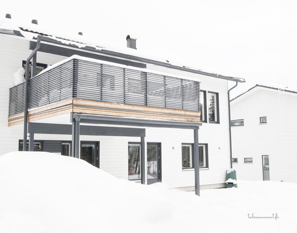 Esittelyssä Ilmava kahden kerroksen koti  Design  Talo